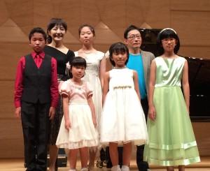 PLF2015名古屋出演の子ども達と