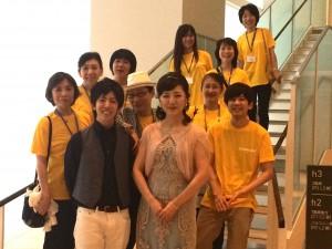 ピアノランドフェスティバル東京ボランティアスタッフ