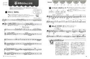 『ピアノランドたのしいテクニック』中巻より レッスン16 休符の感じ方