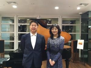 """上杉春雄さんと""""美""""を探る20151114"""