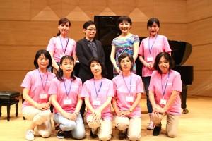 PLF2016名古屋ボランティアスタッフ