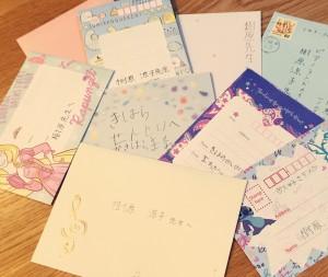 プレセミナー 子供からの手紙