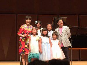 PLF2016東京子供達