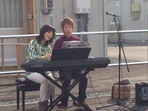 東町仮設ケアコンサート20161112