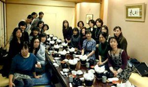 名古屋「ピアノランドメソッド全貌」昼食会20161116