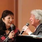舘野泉先生との素晴らしいコンサート❣️ 11月16日樹原作品を演奏していただきました