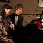 時々日記更新。樹原涼子のクリスマス昼の部 ピアノと歌があったから