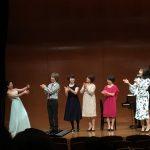 時々日記更新 教えることの幸せを噛みしめた 第24回「楽しい音楽会」 龍野マリエさん、ありがとう!