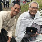 父長谷川孝道は「いだてん」放映を見届け、幸せな生涯を閉じました