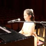 時々日記更新! 英語で「ピアノランド」を歌う子どもたち!