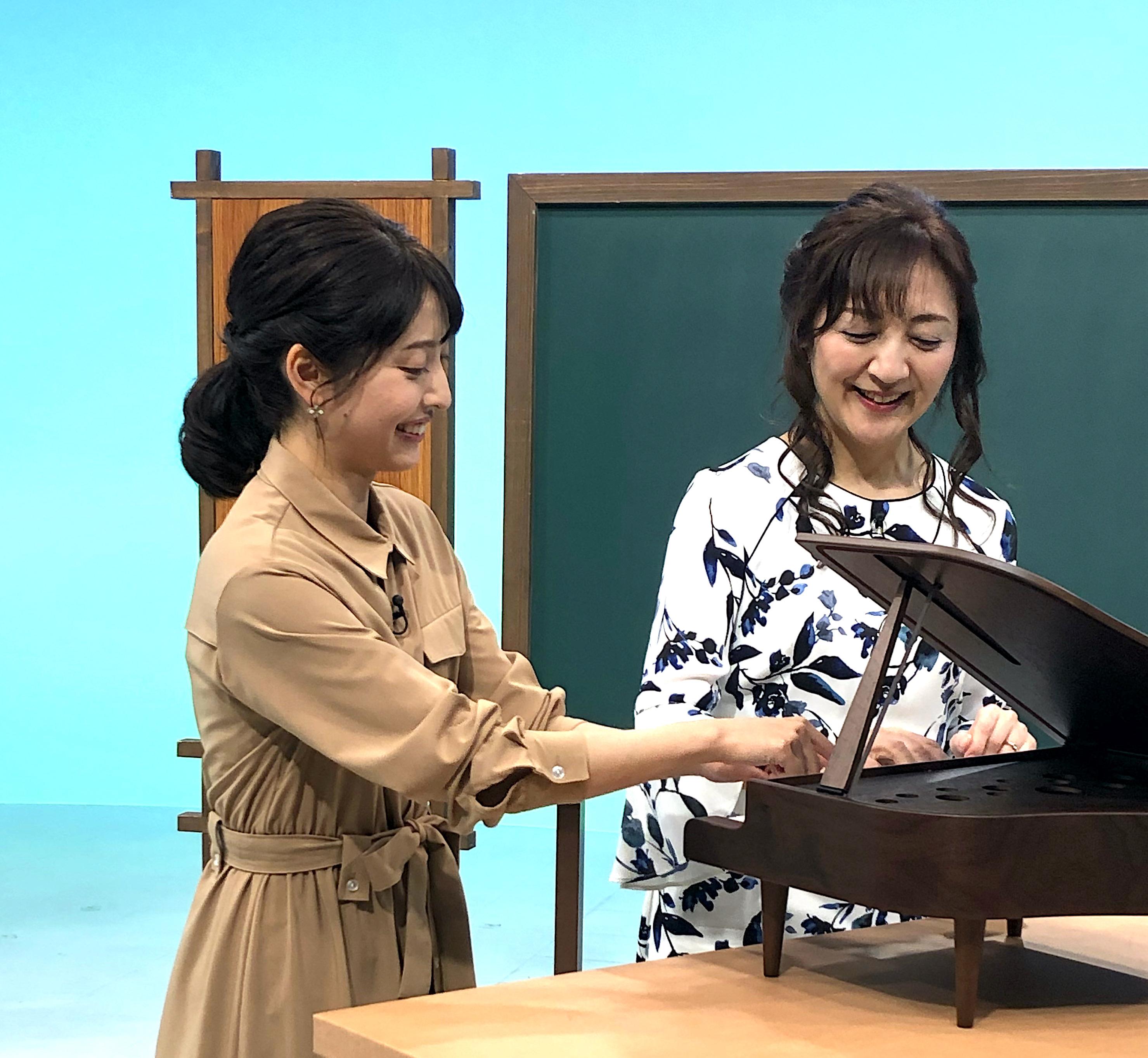長野放送 早朝5:30~ 樹原涼子出演「テレビ寺子屋」第1回 センスの磨き方