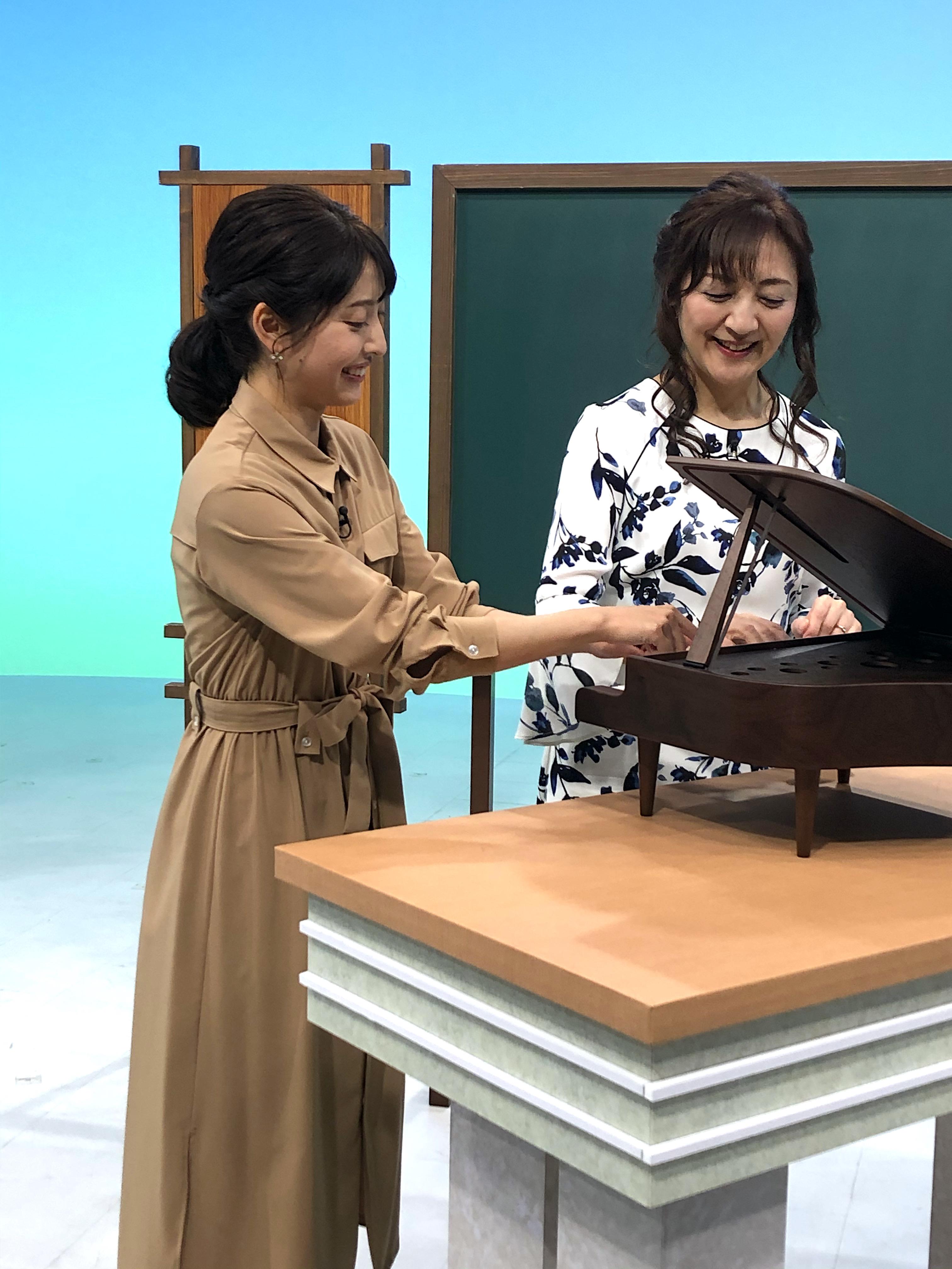 新潟総合テレビ 早朝5:30~ 樹原涼子出演「テレビ寺子屋」第1回 センスの磨き方